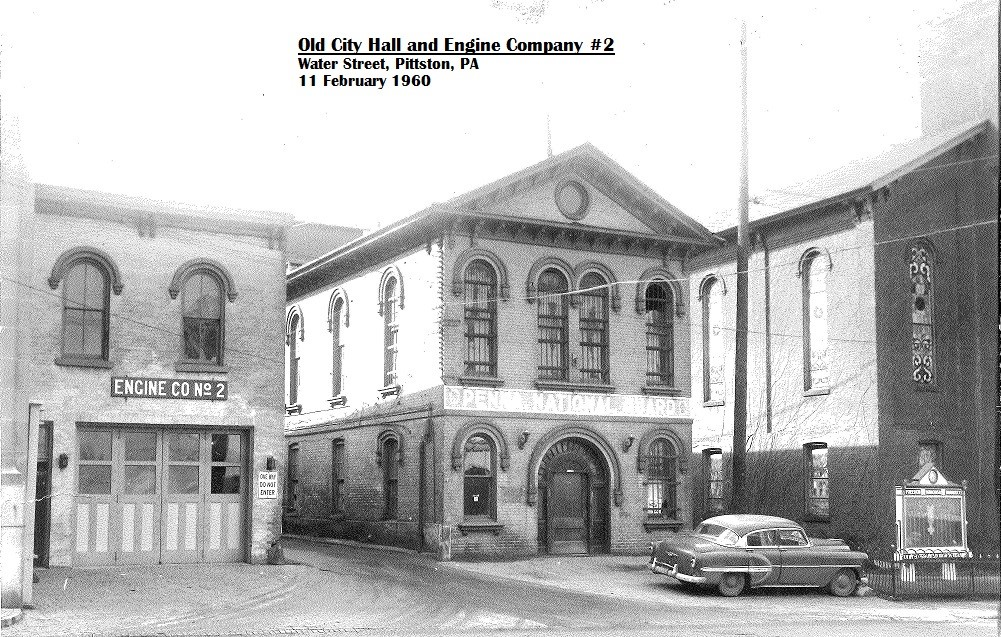 Pittston City Hall